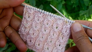 New Sweater Design in Hindi - Knitting Pattern