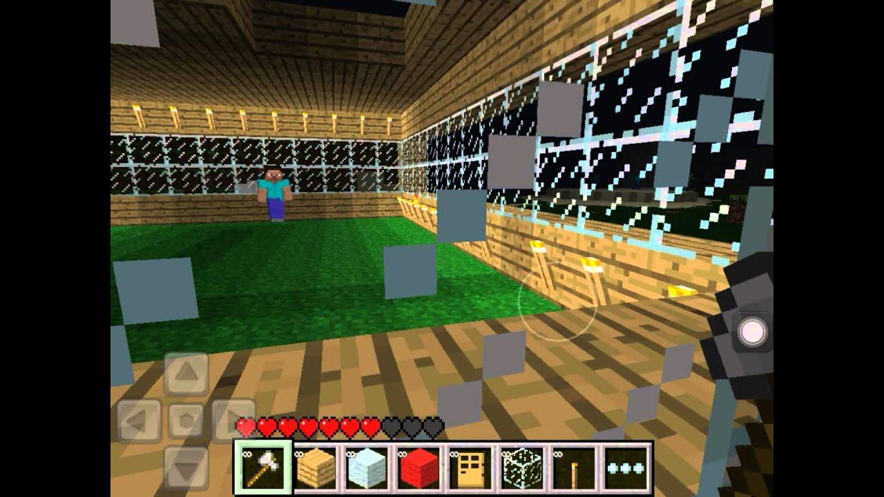 minecraft pe v 0 2 1 lite youtube. Black Bedroom Furniture Sets. Home Design Ideas
