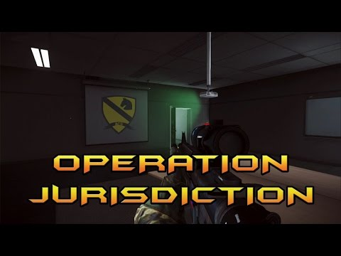 2nd Cavalry MilSim - Operation Jurisdiction