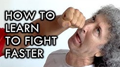 How to Learn Martial Arts Faster