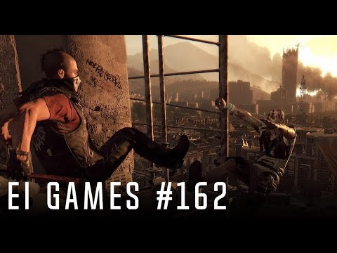 HOJE É DIA DE DYING LIGHT NO EI GAMES 162