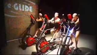 Орбитрек Spirit Finnlo Maximum E Glide - видео, как правильно заниматься на орбитреке