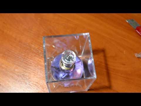 Распаковка Парфюмированная вода для женщин Lanvin Eclat D'Arpege из Rozetka.com.ua
