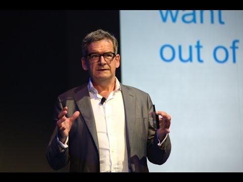 Digital transformation in banking - Michael Harte, at USI