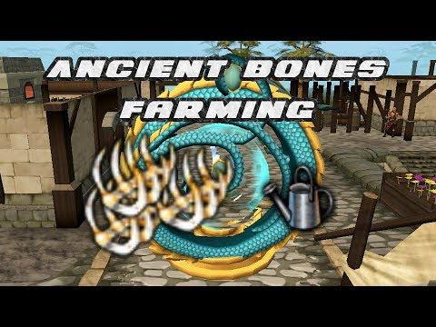 Ancient Bones Farming Guide