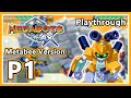 Medabots AX - Metabee Version - Part 1 (HD 1080p)