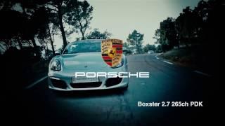 Porsche Boxter : concept Bstore voiture de prestige