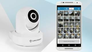 Amcrest View Pro App Walkthrough of Key Features