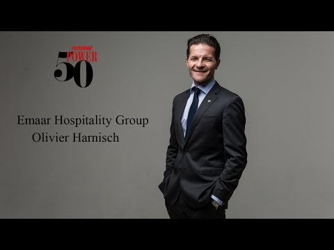 Power 50 2018: Emaar Hospitality Group | Olivier Harnisch
