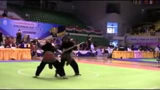 pencak silat ganda putri championship 2015 indonesia