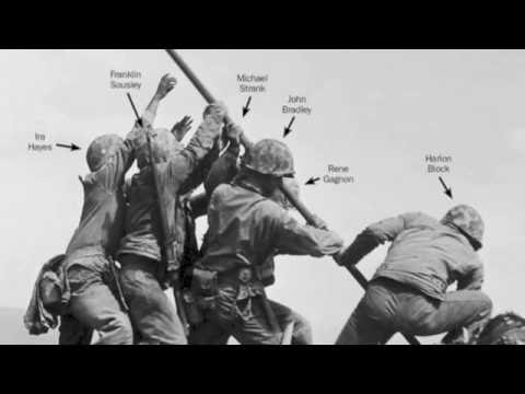 Correcting History Of Iconic WWII Photo Of US Marines Flag-raising On Iwo Jima