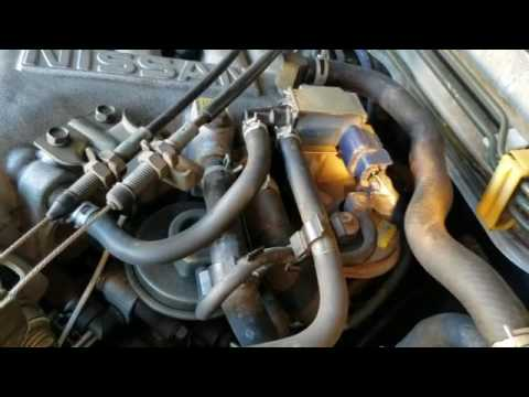Nissan Pathfinder Fuel Injector And Valve Cover