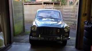 Lancia Appia (early) Test Drive