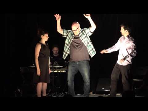 Improflicks by The Improfessionals at the Improv festival of Paris 2017 in English