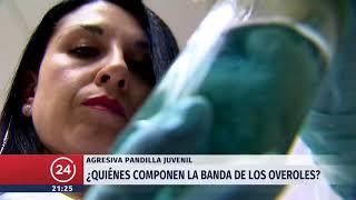 LA BANDA de los OVEROLES, los encapuchados mas peligrosos de CHILE