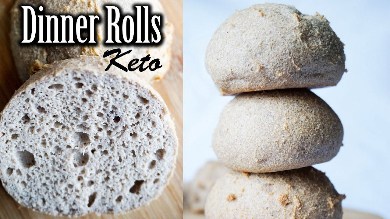 The Softest Low Carb Rolls 1g Carb Each Ketoconnect