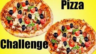 Бракованный Пицца Челендж/Pizza Challenge | Challenge Home