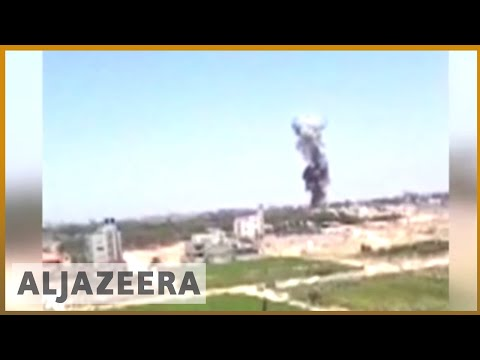 🇮🇱 🇵🇸 Israeli attacks at least seven Hamas, Islamic Jihad facilities | Al Jazeera English