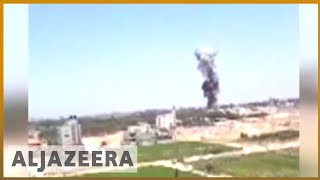 Video 🇮🇱 🇵🇸 Israeli attacks at least seven Hamas, Islamic Jihad facilities | Al Jazeera English download MP3, 3GP, MP4, WEBM, AVI, FLV Juni 2018