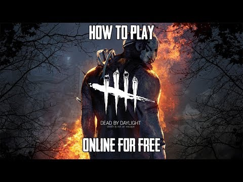 dead by daylight free steam key