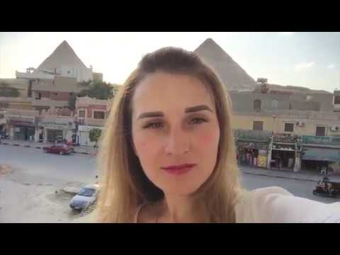 Поездка в Каир /  Пирамиды / Cairo Tower 2018