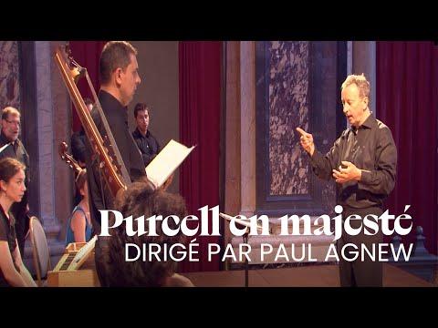 Paul Agnew dirige Le Concert de l'Hostel Dieu - Purcell