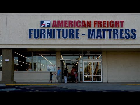Get the Best for Less at American Freight Furniture - Mattress