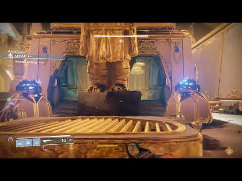 THE ROYAL POOLS - LEVIATHAN RAID LIVE #2
