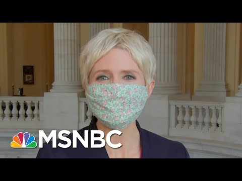 Aides: House Managers To Present New Video Evidence On Trial's Second Day | Hallie Jackson | MSNBC