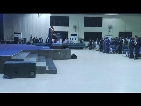 DOMI INC. Covenant Hour of Prayer - Live Stream