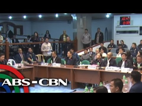 WATCH: Senate hearing on Customs drug smuggling | 30 October 2018