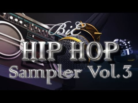 Hip Hop / Rap Instrumental Beats Sampler Vol. 3