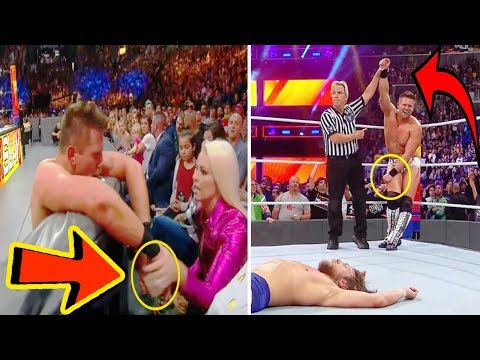 10 WWE Wrestlers Caught CHEATING To Win a Match!