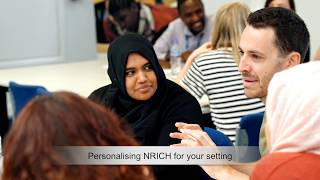 NRICH - working with teachers