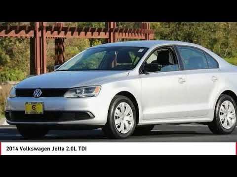 Volkswagen San Luis Obispo >> 2014 Volkswagen Jetta 2014 Volkswagen Jetta 2 0l Tdi For