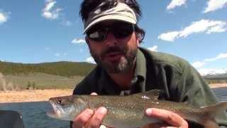 Taylor Park, Colorado Camping & Fishing (Memorial Day Weekend)