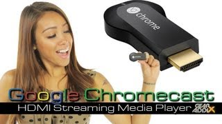 Google Chromecast Unboxing & Hands-On Review