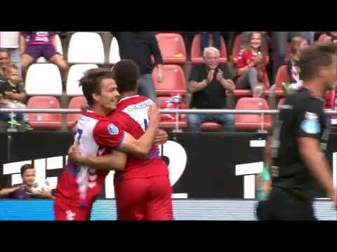 FC Utrecht - Willem II in één minuut