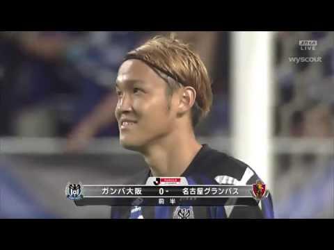 2016 J1 1st #17 Gamba Osaka vs Nagoya Grampus