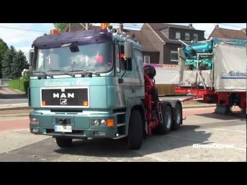 Nessy (Markmann) - Oberhausen-Sterkrade 2012 (opbouw/Aufbau) transport