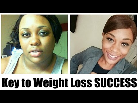 Key to MY Weight Loss Success