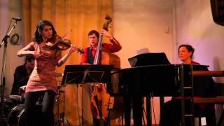 Tomasa Quartet - Samba Funk (Live at De Observant, 03-04-2013)