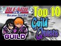 Bleach Brave Souls Top 10 Guild Quest Characters (April 2018)