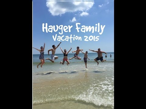 Hauger Family Trip 2015