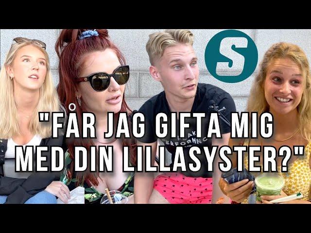 Får Ahmed gifta sig med ett barn i mångkulturella Sverige?