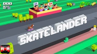 Skatelander (By underDOGS Gaming Private Limited) - iOS / Android - Gameplay Video