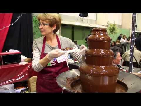 bressuire salon du chocolat du vin de la gastronomie