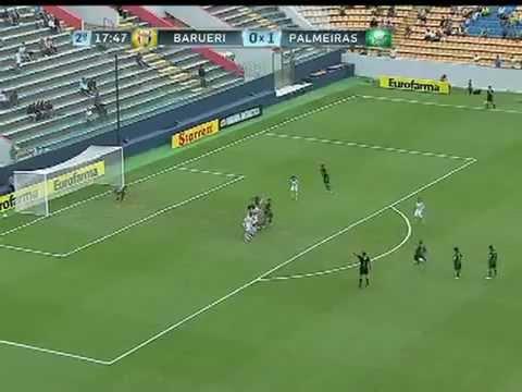 Palmeiras 3 x 1 Grêmio Barueri-SP - Gols - Copa São Paulo ...