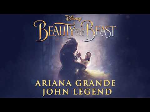 Ariana Grande John Legend Beauty and the Beast From Beauty and the Beast .