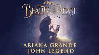 Gambar cover Ariana Grande John Legend Beauty and the Beast From Beauty and the Beast Audio.